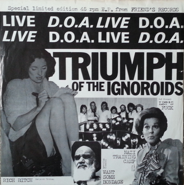 Doa - Triumph Of The Ignoroids