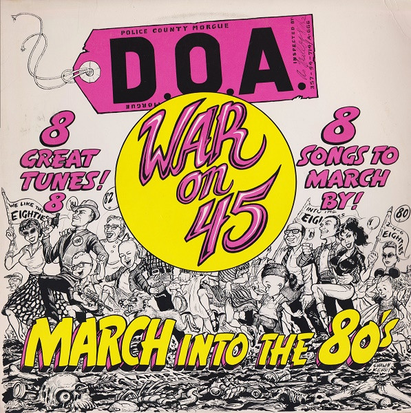 Doa - War On 45