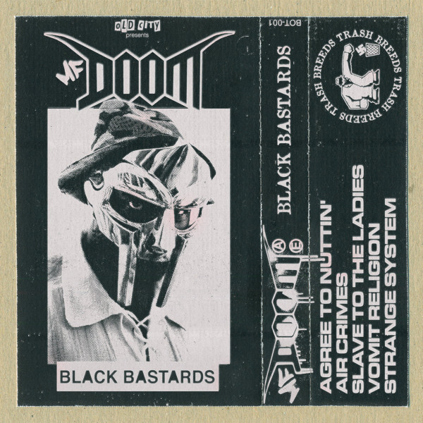 Doom - Black Bastards