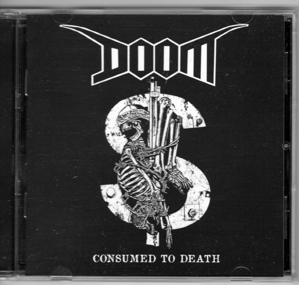 Doom - Consumed To Death / US Tour 2011 EP