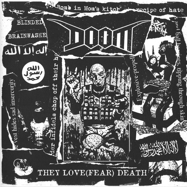 Doom - They Love(Fear) Death / Electrozombies