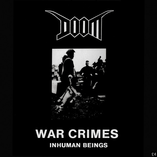 Doom - War Crimes - Inhuman Beings