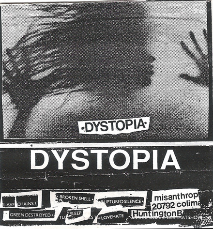 Dystopia/noothgrush/bongzilla/corrupted - Live In The Studio Demo