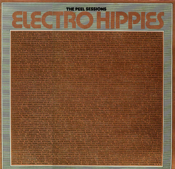 Electro Hippies - The Peel Sessions