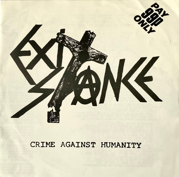 Exit stance - Crime Against Humanity