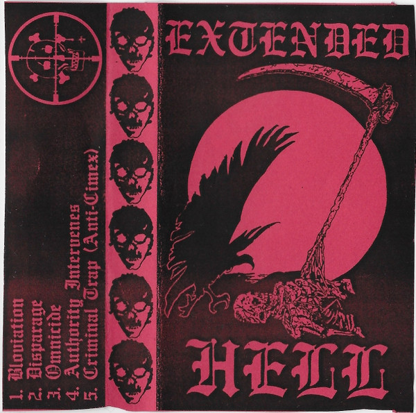Extended Hell - 2017 Tour Tape