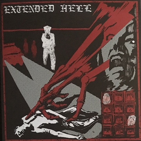 Extended Hell - 4 Track EP