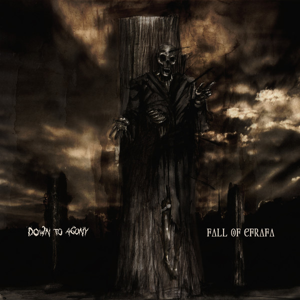 Fall Of Efrafa - Down To Agony / Fall Of Efrafa