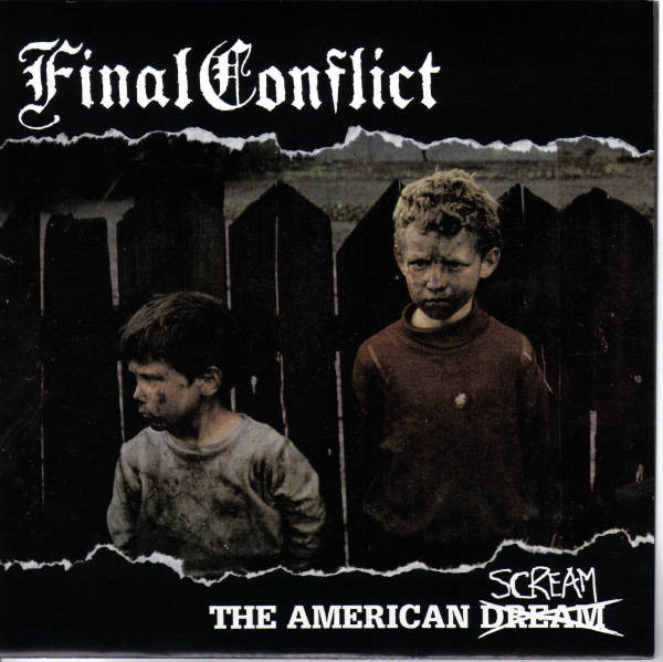 Final Conflict - The American Scream