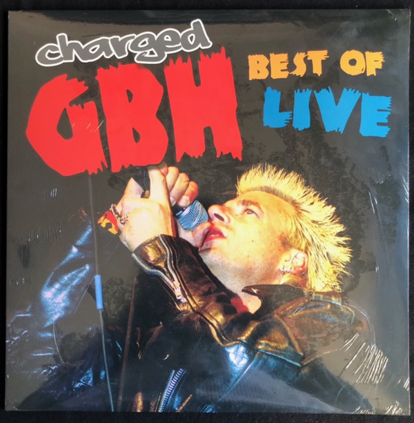 Gbh - Best Of Live