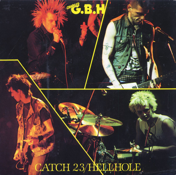 Gbh - Catch 23 / Hellhole