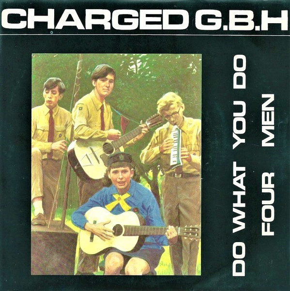 Gbh - Do What You Do / Four Men