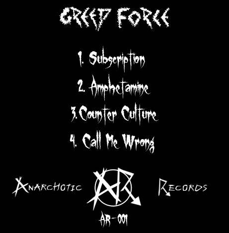 Greed Force - Demo