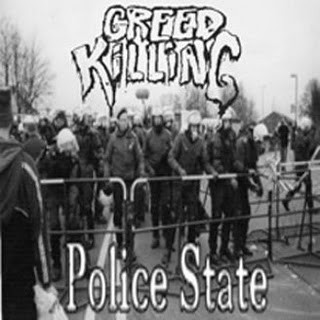 Greed Killing - Police State