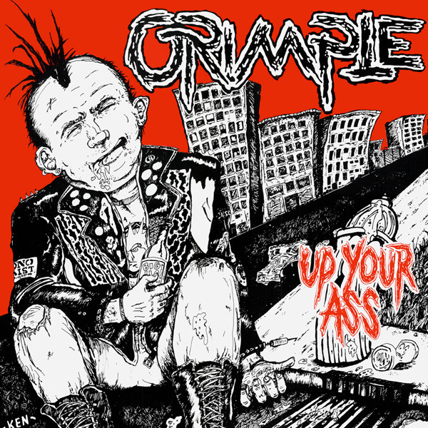 Grimple - Up Your Ass