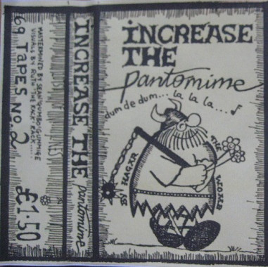 Hagar the Womb - Increase The Pantomime