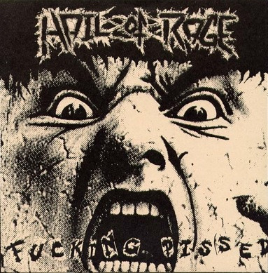 Hail Of Rage - Fucking Pissed