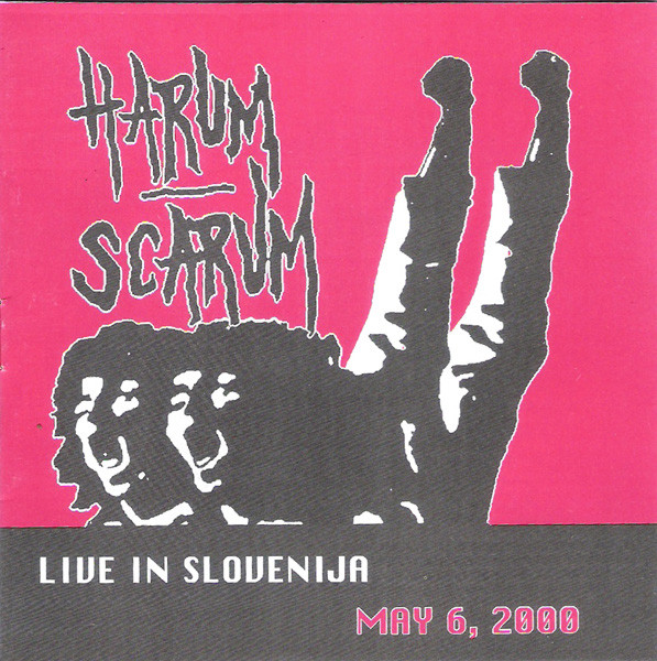 Harum Scarum - Live In Slovenija May 6,2000