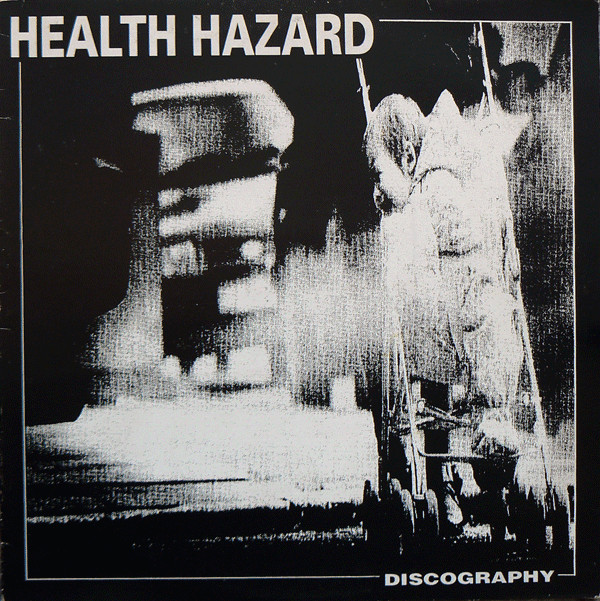 Health Hazard/ Suffer - Discography