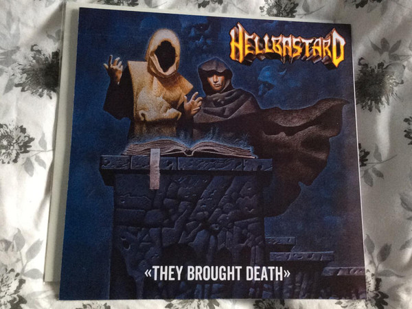 Hellbastard - They Brought Death