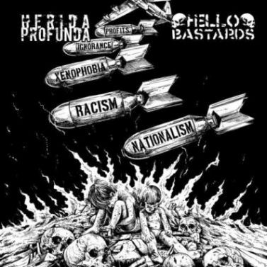 Hello Bastards - Herida Profunda  /  Hello Bastards