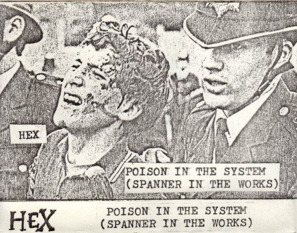 Hex - Poison In The System