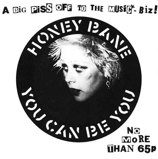 Honey Bane - You Can Be You