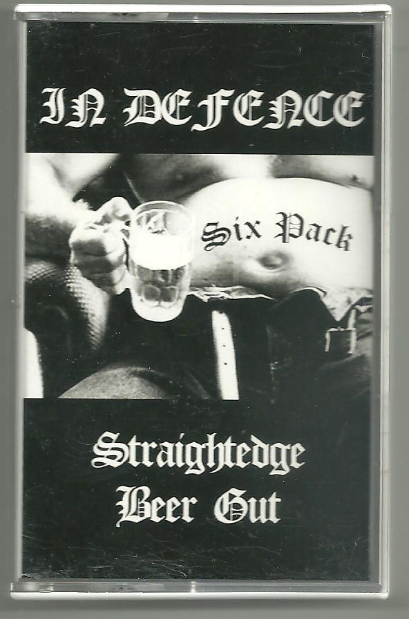 In Defence - Straightedge Beer Gut