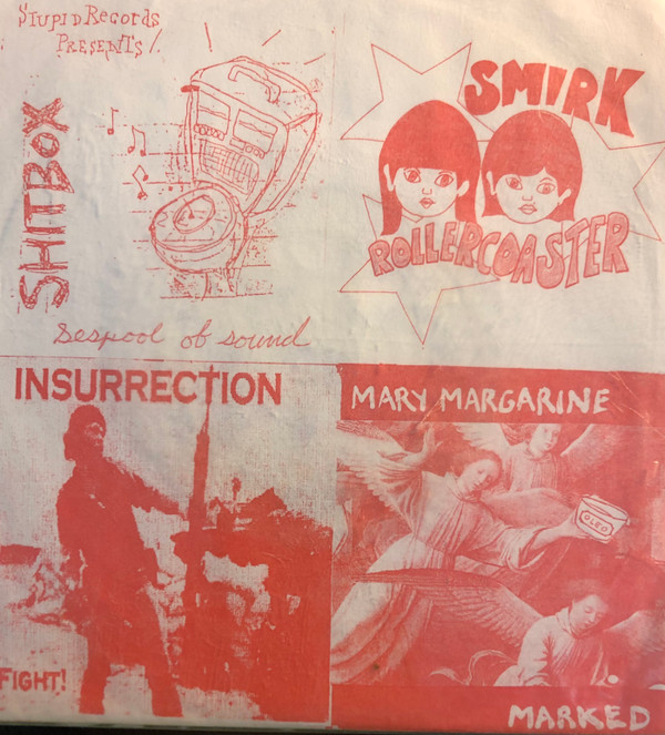 Insurrection - Stupid Records presents