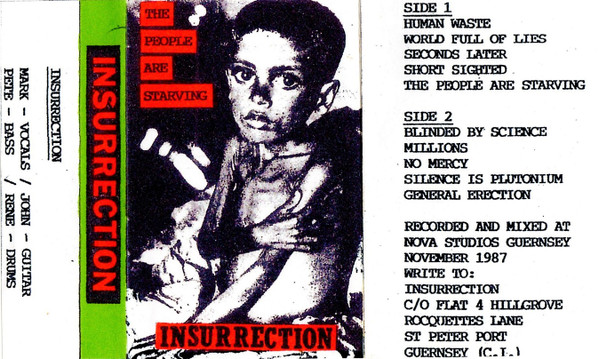Insurrection - The People Are Starving