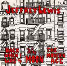 Jeffrey Lewis - Back When I Was 4