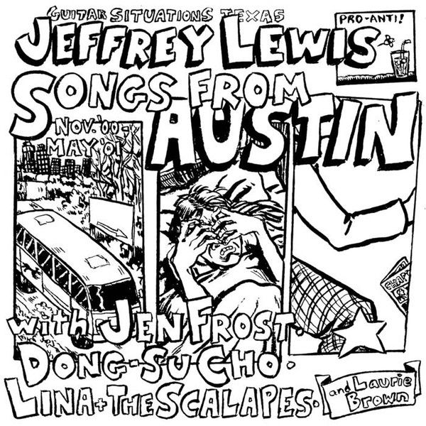 Jeffrey Lewis - Songs From Austin