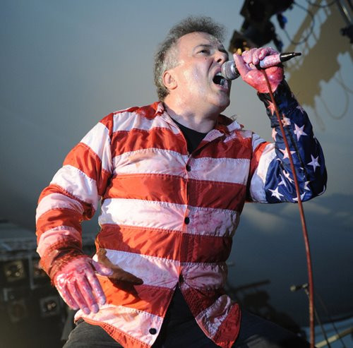 Jello Biafra And The Guantanamo School Of Medicine - SHOCK-YOU-PY! Early Download