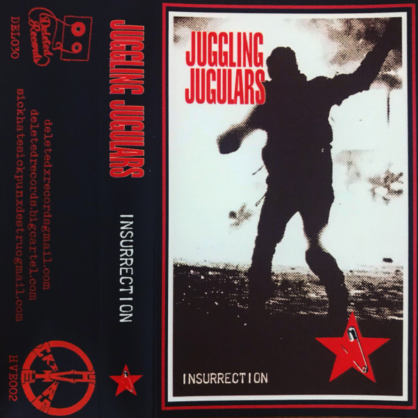 Juggling Jugulars - Insurrection