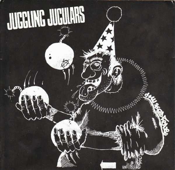Juggling Jugulars - Untitled / Open Your Eyes To The World!