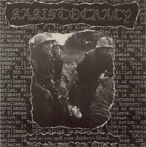 Kakistocracy - And So You Spill Your Children