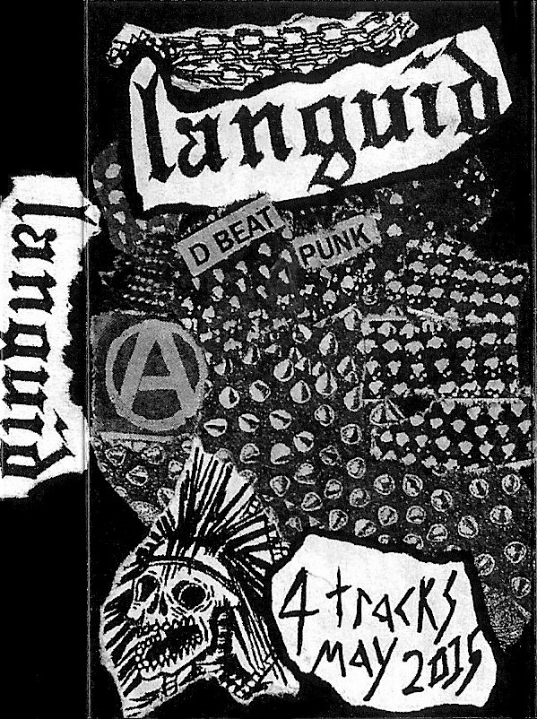 Languid - 4 Tracks May 2015