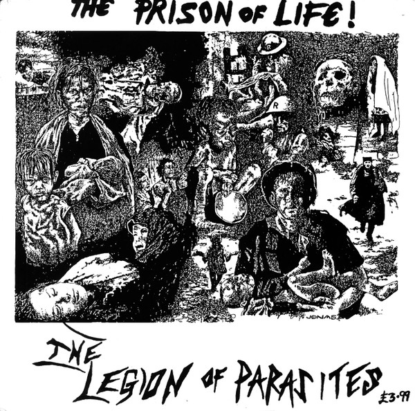 Legion Of Parasites - 1986 Demo