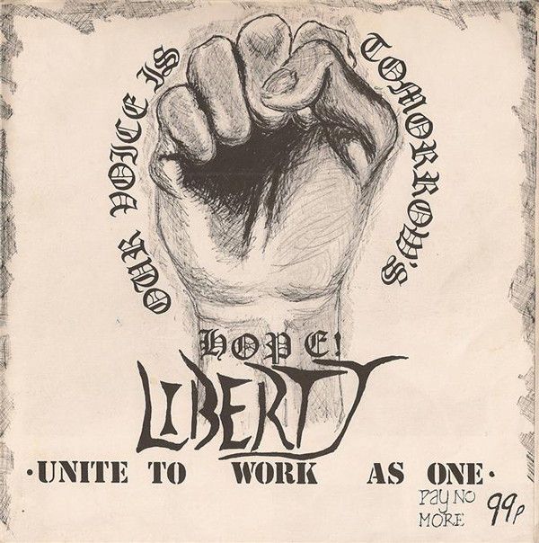Liberty - Our Voice Is Tomorrow