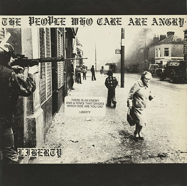 Liberty - The People Who Care Are Angry