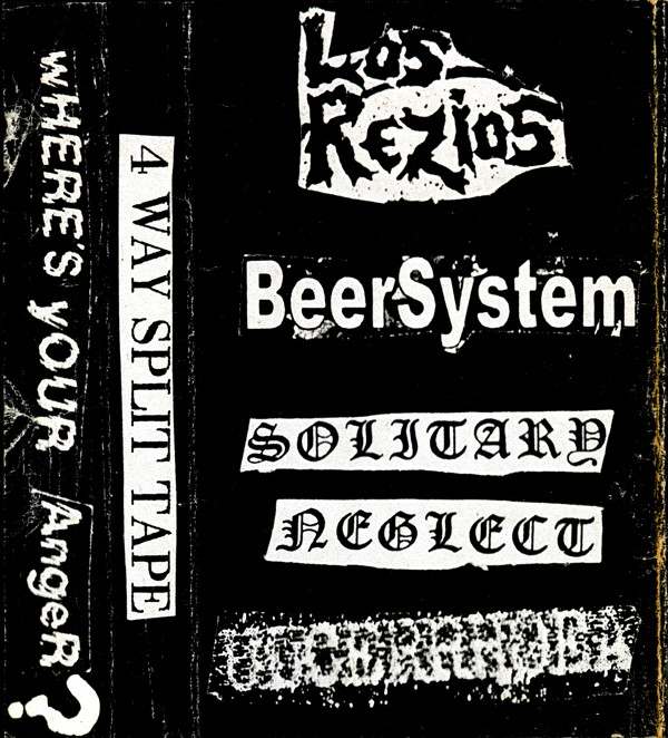 Los Rezios - 4 Way Split Tape