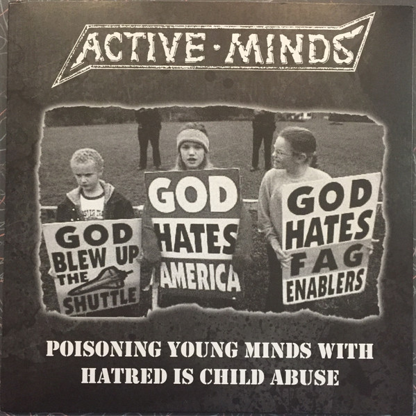 Los Rezios - Poisoning Young Minds With Hatred Is Child Abuse / Persistencia