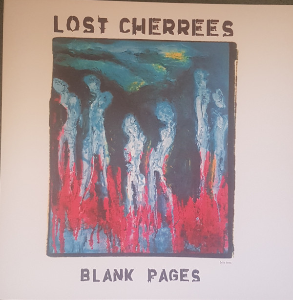 Lost Cherrees - Blank Pages