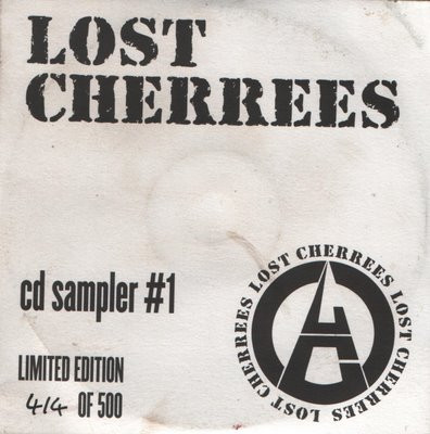 Lost Cherrees - Good Time
