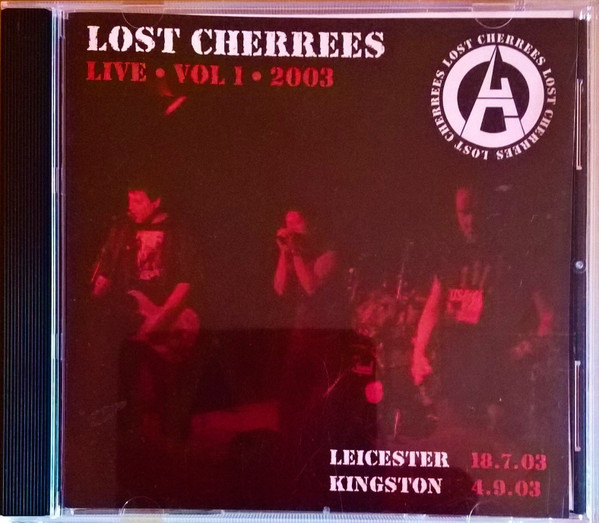Lost Cherrees - Live. Vol 1. 2003