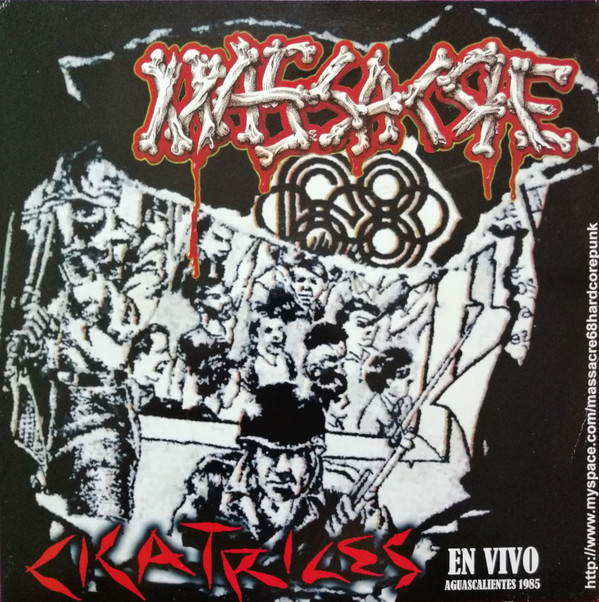Massacre 68 - Cicatrices