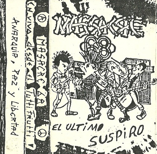 Massacre 68 - El Ultimo Suspiro