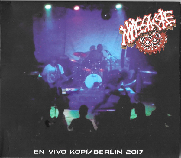 Massacre 68 - En Vivo Kopi/Berlin 2017