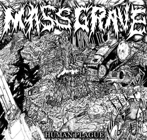 Massgrave - Human Plague / Untitled