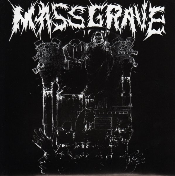 Massgrave - MassGrave / San Jose True Grind Fucks
